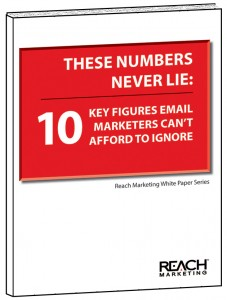 These Numbers Never Lie Ten Key Figures Email Marketers Can't Afford to Ignore