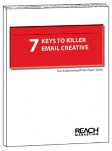 7 Keys to Killer Email Creative