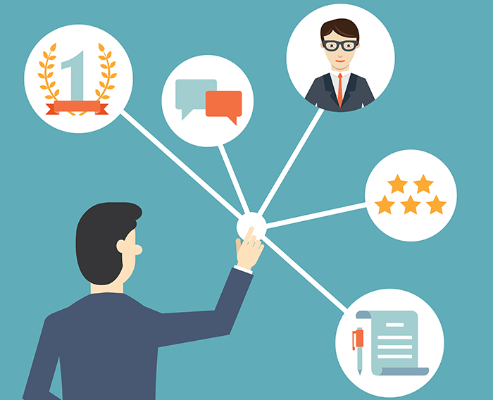 Getting Referrals the Easy Way